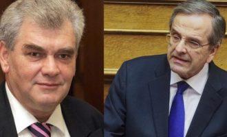 Παπαγγελόπουλος κατά Σαμαρά: Eίναι στο περιθώριο και ψάχνει 5 λεπτά δημοσιότητας (βίντεο)