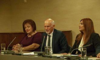 Ο Παπανδρέου, το Κυπριακό και η ιδέα της δικοινοτικής ομοσπονδίας – Tι είπε για Τουρκία