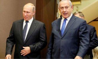 Νετανιάχου σε Πούτιν: Δεν θα ανεχθώ τις απειλές του Ιράν