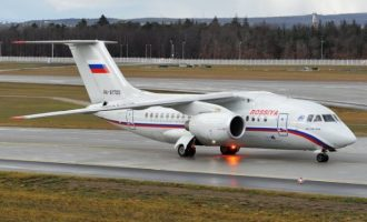 Δύο ρωσικά αεροπλάνα που μετέφεραν ρωσικό στρατιωτικό προσωπικό προσγειώθηκαν στη Βενεζουέλα