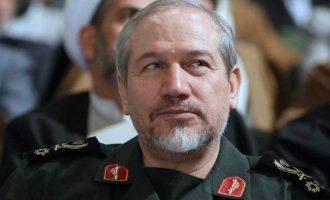 Ιρανός στρατηγός απείλησε ότι το Ιράν θα φέρει τον πόλεμο στη Μεσόγειο Θάλασσα