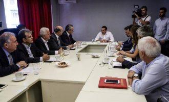 Οι προτάσεις για αγορά και οικονομία που κατέθεσε ο Μίχαλος στον Τσίπρα