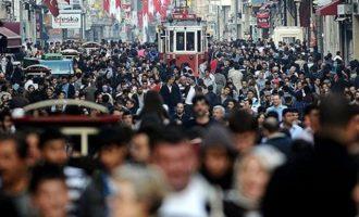 Αυξήθηκαν κατά 1 εκ. οι άνεργοι στην Τουρκία μέσα σε ένα χρόνο