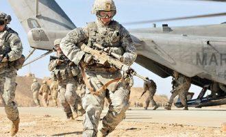 Οι ΗΠΑ στέλνουν στρατεύματα στον Κόλπο ύστερα από αίτημα των Αράβων συμμάχων