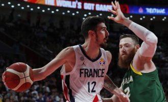 Μουντομπάσκετ: «Χάλκινη» η Γαλλία νίκησε 67-59 την Αυστραλία