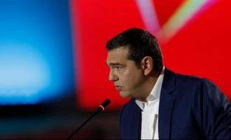 Ο Τσίπρας πετάει το γάντι στον Μητσοτάκη για Novartis, εργασιακά και οικονομία