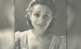Πέθανε σε ηλικία 105 ετών η ηθοποιός Τιτίκα Νικηφοράκη