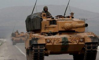 Deutsche Welle: Στα ύψη οι εξαγωγές γερμανικών όπλων στην Τουρκία