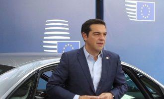 Τι είπε ο Τσίπρας για την απόφαση των Ευρωπαίων για τη Βόρεια Μακεδονία