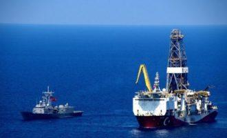 Οι Τούρκοι ανακοίνωσαν γεώτρηση νοτιοδυτικά της Κύπρου