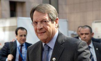 Ο Νίκος Αναστασιάδης επιβεβαίωσε ότι η Κύπρος προσέφυγε στη Χάγη κατά της Τουρκίας