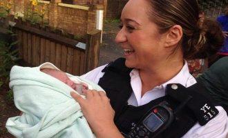 Κύπρια αστυνομικός ξεγέννησε γυναίκα στη μέση του δρόμου στο Λονδίνο