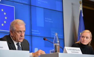 Αβραμόπουλος: Είμαστε πολύ ανήσυχοι για την κατάσταση στην Ανατ. Μεσόγειο