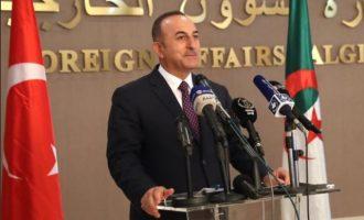 Τσαβούσογλου: Ενημερώσαμε το καθεστώς Άσαντ για την εισβολή στη βόρεια Συρία