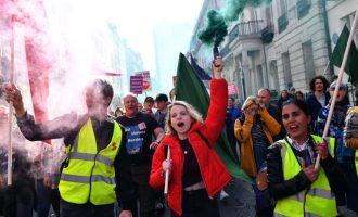Συλλαλητήριο στο Λονδίνο με αίτημα νέο δημοψήφισμα για το Brexit