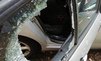 Έσπασαν για τέταρτη φορά το αυτοκίνητο της Έλενας Ράπτη