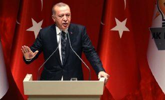 Ο Ερντογάν έδωσε εντολή στην τουρκική MİT να μη λογαριάζει σύνορα