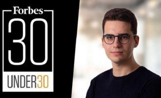 Ο νεότερος Έλληνας εφευρέτης στη λίστα του Forbes – Τι δημιούργησε