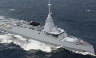 Γαλλικό πολεμικό πλοίο στο Οικόπεδο 7 της κυπριακής ΑΟΖ – Σε εξέλιξη ναυτική άσκηση