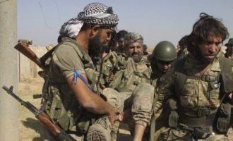 Η Τουρκία υπόσχεται τουρκικές υπηκοότητες στις οικογένειες των τζιχαντιστών που θα σκοτωθούν στη Λιβύη