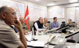 Το τουρκικό υπ. Άμυνας λέει ότι πέτυχε τους πρώτους στόχους του στη Συρία