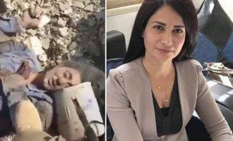 Το Στέιτ Ντιπάρτμεντ καταδίκασε τον φριχτό φόνο της Χαλάφ από μισθοφόρους του Ερντογάν