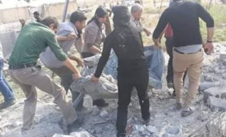 Κούρδοι (SDF): Ποια κατάπαυση πυρός; Οι Τούρκοι συνεχίζουν να βομβαρδίζουν
