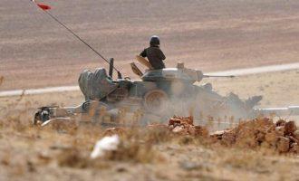 Η Ρωσία περιμένει ενημέρωση από την Τουρκία για την παύση πυρός στη Συρία
