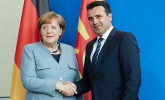 Συμφωνία Βόρειας Μακεδονίας – Γερμανίας για οργανωμένο έγκλημα και τρομοκρατία