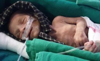 Γονείς έθαψαν ζωντανό μέσα σε πήλινο δοχείο  το νεογέννητο παιδί τους