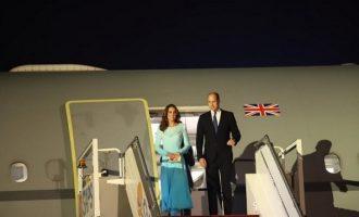 «Θρίλερ» στον αέρα για το πριγκιπικό ζεύγος της Βρετανίας