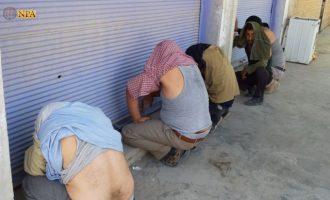 Η κουρδική ασφάλεια συνέλαβε πέντε τζιχαντιστές στη Ρας Αλ Αΐν ενώ προσπάθησαν να εισέλθουν κρυφά στην πόλη