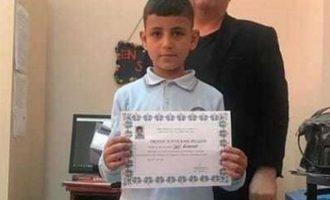 9χρονος πρόσφυγας αυτοκτόνησε στην Τουρκία γιατί τον εκφόβιζαν στο σχολείο