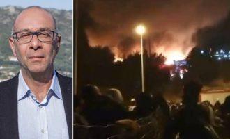 Δήμαρχος Σάμου: «Είχαμε εξέγερση» μεταναστών – Η κοινωνία «στο κόκκινο»
