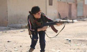 Συνεχίζονται οι οδομαχίες στη Ρας Αλ Αΐν παρά την «παύση» πυρός