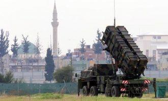 Συνεχίζει να πουλά τρέλα η Τουρκία – Υπέβαλλε ξανά αίτημα για αγορά «Patriot»