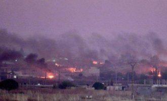 Κίνηση ΠΡΑΤΤΩ: Η εισβολή της Τουρκίας στο συριακό Κουρδιστάν «επανάληψη της κυπριακής τραγωδίας»