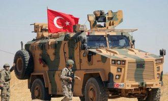 Ο Καναδάς αναστέλλει τις εξαγωγές στρατιωτικού υλικού στην Τουρκία