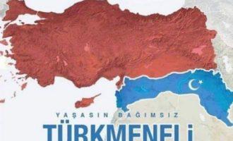 «Τουρκικά» εδάφη Βόρεια Συρία, Κύπρος, Δωδεκάνησα, Σάμος, Χίος, Λέσβος σε νέο χάρτη