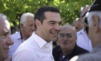 Στην Κρήτη ο Τσίπρας – Συζητά με τους πολίτες για τη διεύρυνση του ΣΥΡΙΖΑ-Προοδευτική Συμμαχία