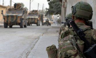 Οι τζιχαντιστές του Ερντογάν λεηλατούν σπίτια Κούρδων στην Τελ Αμπιάντ