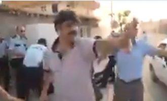 Κούρδοι βομβάρδισαν στρατιωτικούς και αστυνομικούς στόχους στο έδαφος της Τουρκίας (βίντεο)