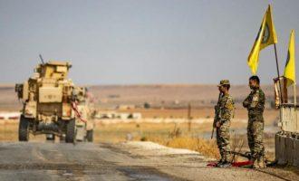 Αποχώρησε μεγάλο μέρος των Αμερικανών στρατιωτών από τη Συρία