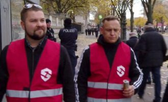DW: Αυτόκλητοι ακροδεξιοί σερίφηδες στο Βερολίνο πήραν τον«νόμο» στα χέρια τους