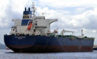 Η ανακοίνωση της πλοιοκτήτρια εταιρείας για την ένοπλη επίθεση στο ελληνικό πλοίο στο Τόγκο