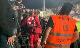 Κρήτη: Πολιτικός έπαθε ανακοπή στον αγώνα ΟΦΗ-ΑΕΚ