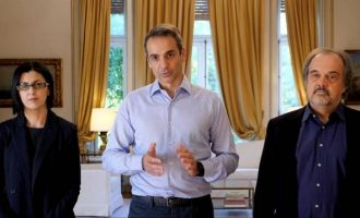 ΣΥΡΙΖΑ: Ο Δοξιάδης ξεπέρασε τον Όρμπαν – Ο Μητσοτάκης ανέχεται τους πάντες αρκεί να μην του ασκούν κριτική