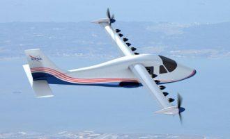 H NASA παρουσίασε το X-57 – Το πρώτο πλήρως ηλεκτρικό αεροπλάνο της (φωτο)