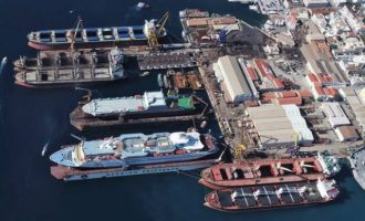 ONEX SYROS SHIPYARDS: Στις 4 Δεκεμβρίου τα επίσημα εγκαίνια των Ναυπηγείων Νεωρίου Σύρου