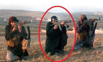 Οι Τούρκοι επέστρεψαν στη Δανία ανάπηρο μέλος της οργάνωσης Ισλαμικό Κράτος